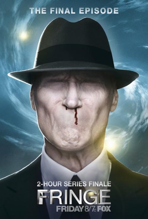 Fringe Finale Poster