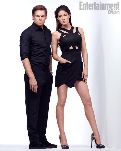 Dexter 8 сезон