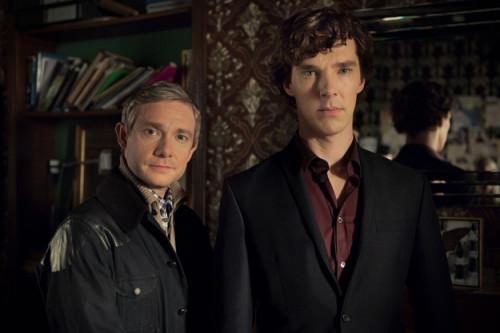 сериал Sherlock