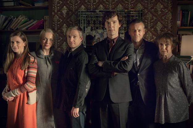 Фото к сериалу числа