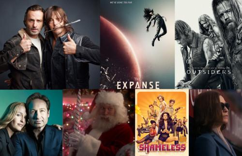 Сериалы января-февраля